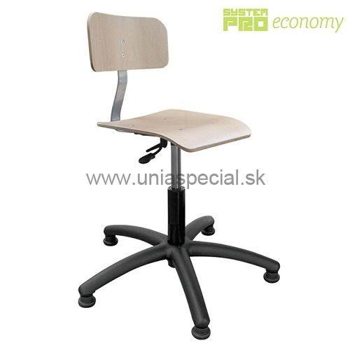 cab7d3148027 Pracovná stolička System Pro Economy Eco3