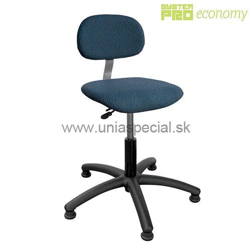 04cec5ff9f4d Pracovná stolička System Pro Economy Eco5