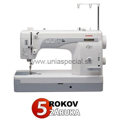 Šijací stroj Janome 1600P-QC - E-shop - Šijacie stroje - uniaspecial.sk
