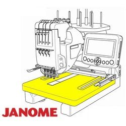 JANOME MB-4 TABLE